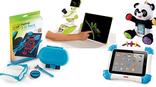 14 Kids' toys that connect with iProducts