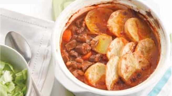 Meaty Hot Pot for each age and stage
