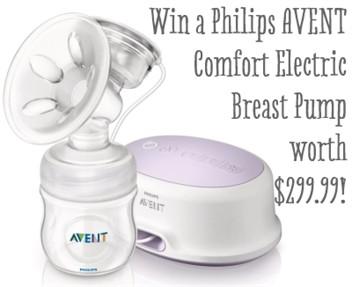 Ohbaby Win Philips Avent Comfort Single Electric Breast Pump
