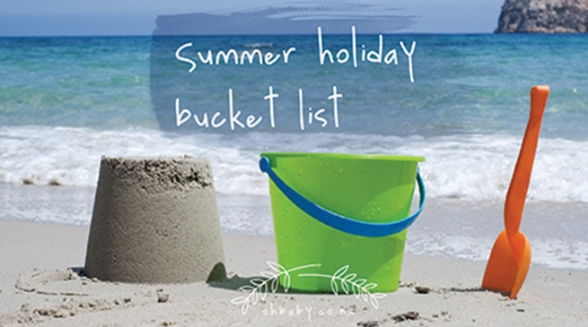 Essential Summer Holiday Bucket List
