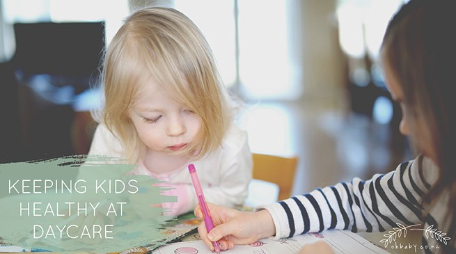 Natural remedies to ward off preschool bugs