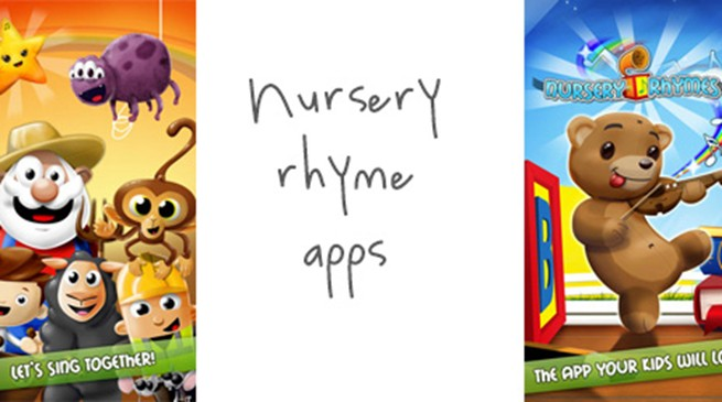 Get baby to sleep: Nursery Rhyme apps