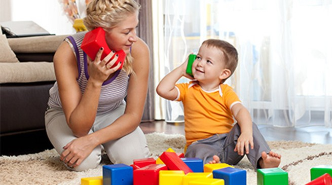 Special time ideas for your 12-24 month old