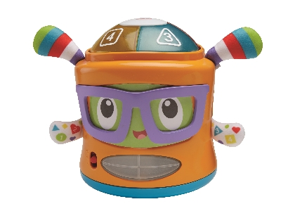 Fisher-Price Franky Beats Bat & Boogie