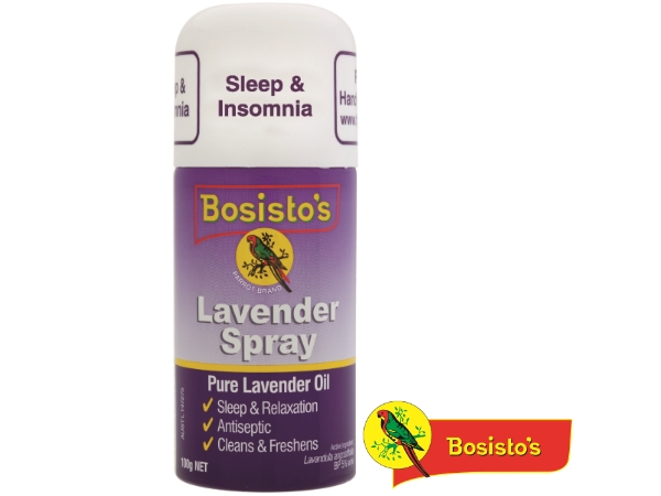 Bosisto's Lavender Spray