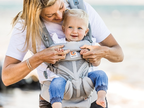 Ergobaby Omni 360 Carrier – Cool Air Mesh