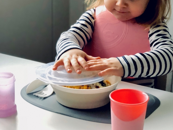 Baby Dependable Baby Weaning Plate Bowls & Plates