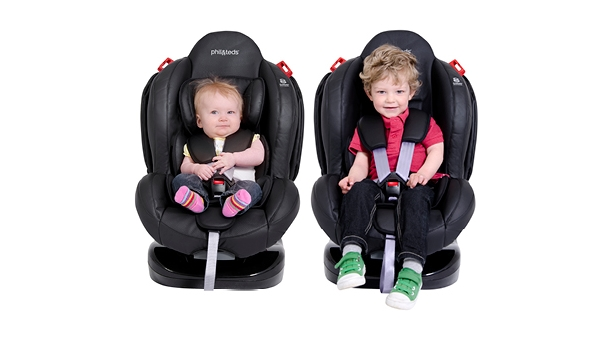Philteds Evolution Car Seat