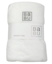 Babu Organic Hooded Towel