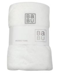 Babu Organic Hooded Towel